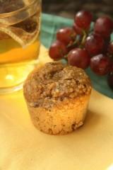Cranberry-Orange Quinoa Muffins