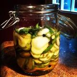 Homemade Pickles!!