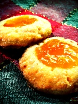 Citrus Thumbprint Cookies
