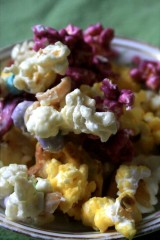 White Chocolate and Popcorn…..mmmmm